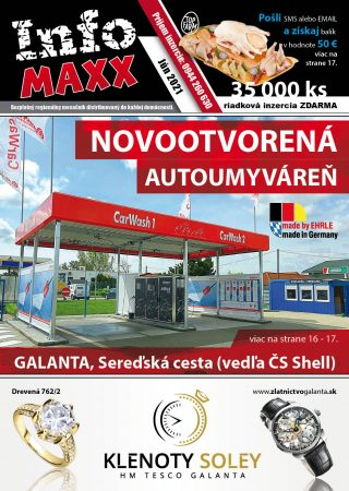 InfoMAXX Jún 2021